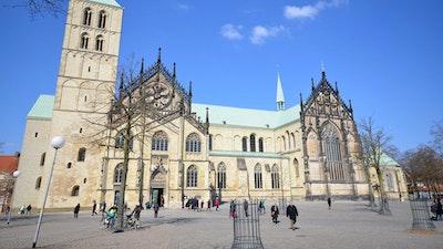 Livestream Aussendung des Friedenslichtes, St.-Paulus-Dom Münster