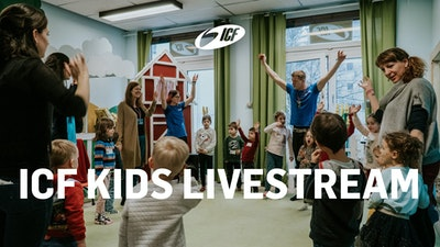 Livestream ICF Kids (4-8 Jahre), ICF Berlin