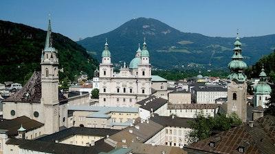 Livestream Chorgebet und Kapitelmesse, Dom zu Salzburg